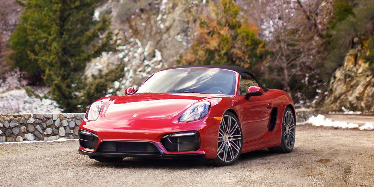 Get 2020 Porsche Boxster Gts 0-60
