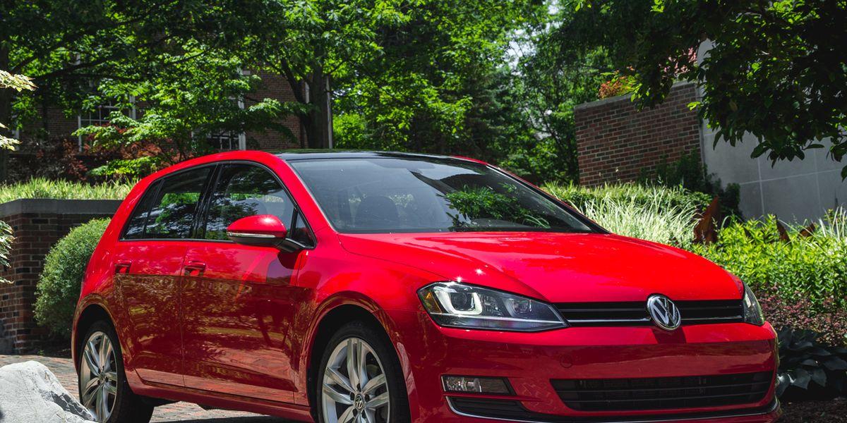 2015 Volkswagen Golf 1 8t Tsi Automatic Long Term Road Test