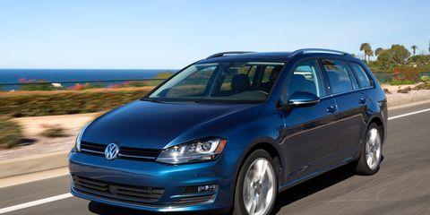 VW Golf Sportwagen >> 2015 Volkswagen Golf Sportwagen First Drive 8211 Review