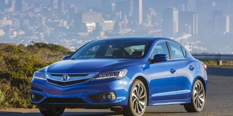 Honda Luxury Brand >> 2016 Acura Ilx First Drive 8211 Review 8211 Car And Driver