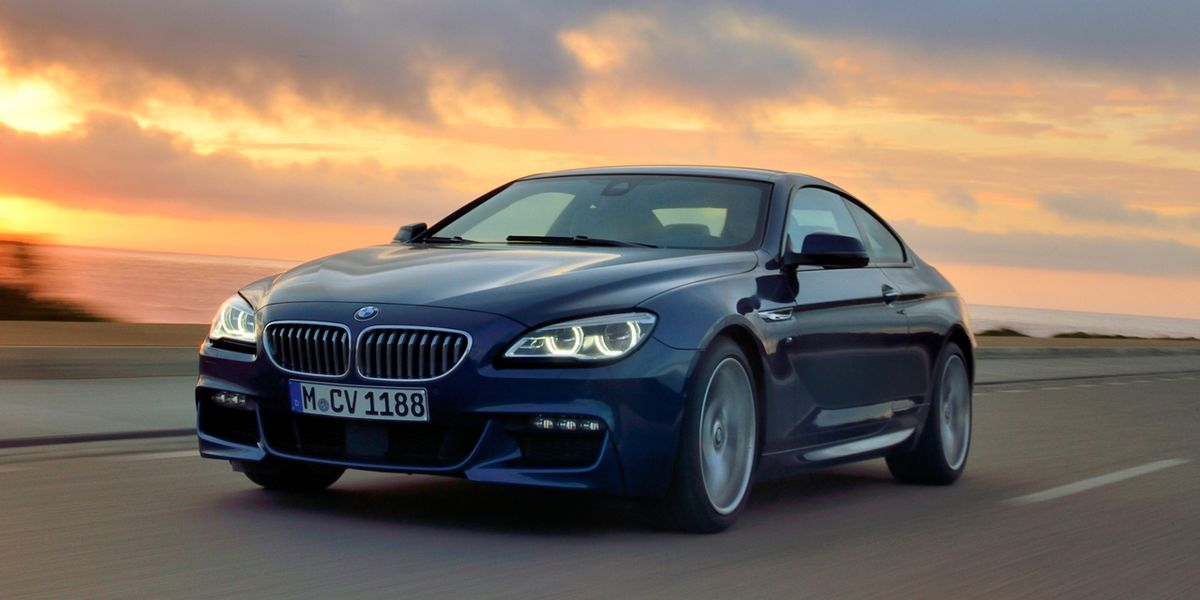 2016 Bmw 650i Coupe First Drive 8211 Review 8211 Car And Driver