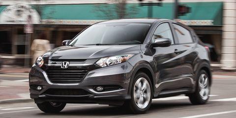 2018 Honda Pilot, CR-V And HR-V Could Get Hybrid Versions >> 2016 Honda Hr V Fwd Manual Instrumented Test 8211 Review 8211