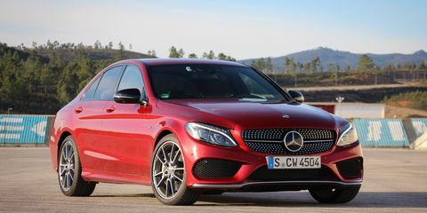 2016 Mercedes Benz C450 Amg 4matic First Drive 8211 Review 8211