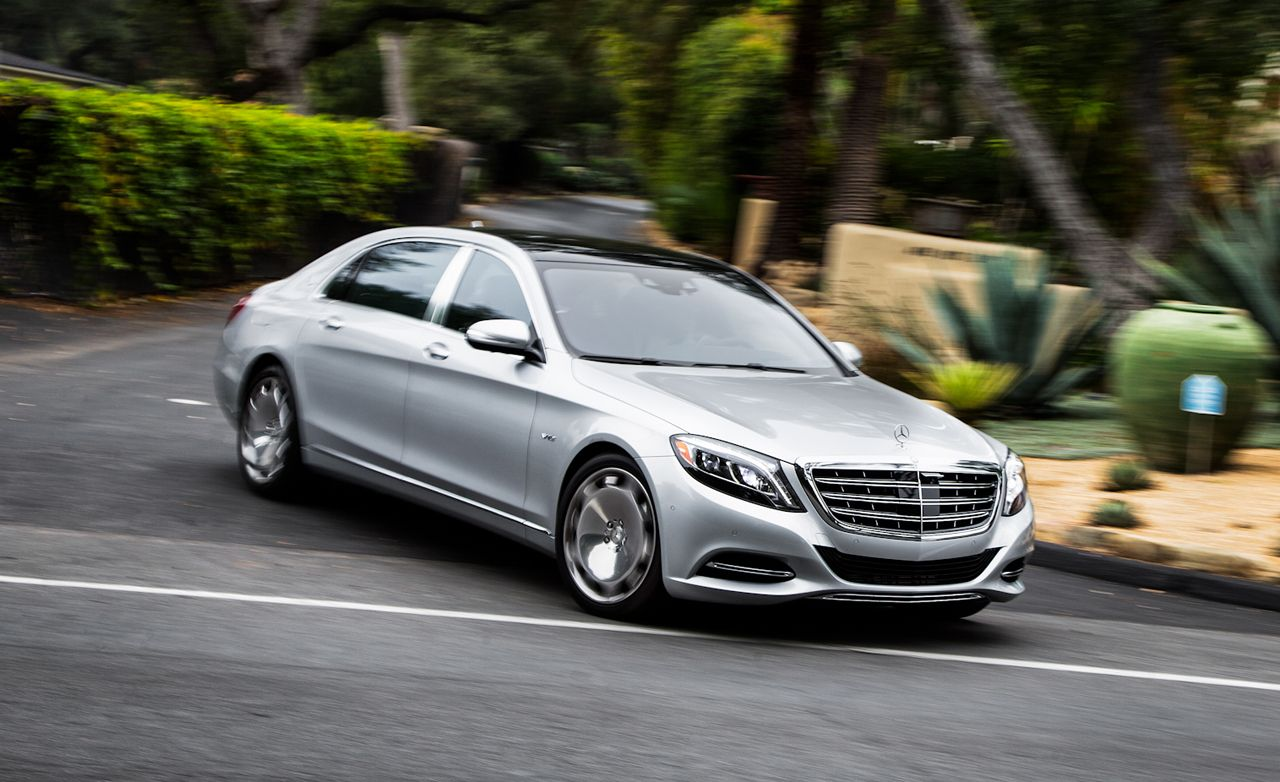 2016 Mercedes Maybach S600 Test 8211 Review 8211 Car And Driver