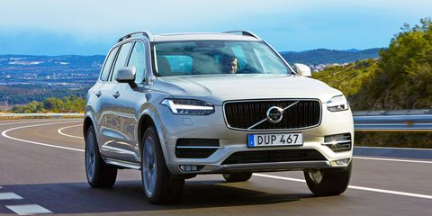 2016 Volvo Xc90 First Drive 8211 Review 8211 Car And