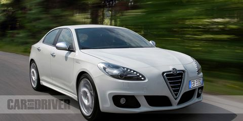 2017 Alfa Romeo Giulia Sedan S Revival May Hinge On This Car