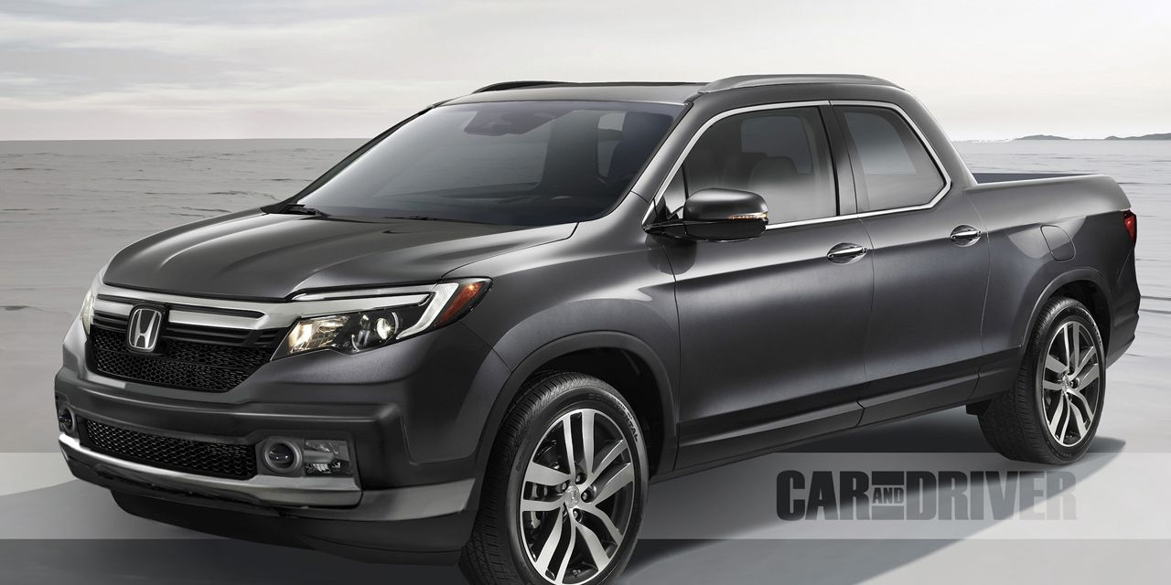 2017 Honda Ridgeline 25 Cars Worth Waiting For 8211 Feature