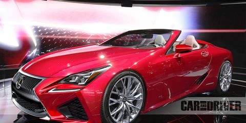 2017 Lexus SC: 25 Cars Worth Waiting For – Feature – Car ...