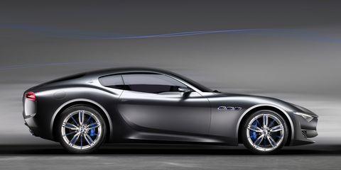 2017 Maserati Alfieri Guaranteed To Be Not F Ing Boring