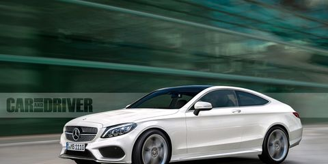 2017 Mercedes Benz C Cl Coupe Two To Make It Right