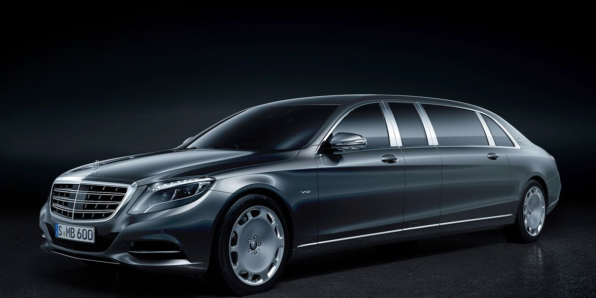 2018 Mercedes Maybach Pullman 25 Cars Worth Waiting For 8211 Feature Car And Driver