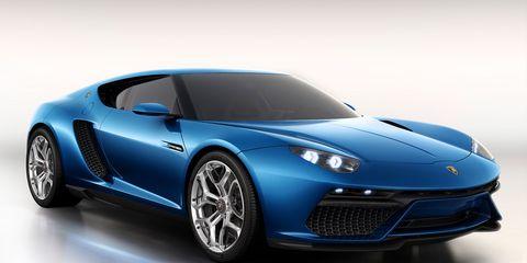2019 Lamborghini Asterion Hybrid 25 Cars Worth Waiting For 8211