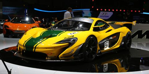 730c1269ea2cfe 2015 McLaren P1 GTR Official Photos and Info   8211  News   8211 ...