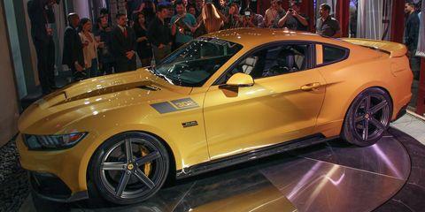 2016 Saleen Mustang >> 2015 Saleen Mustang S302 Black Label Revealed 8211 News 8211