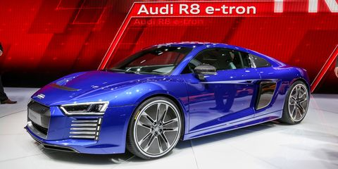 Marc Urbano The Manufacturer Audi R8 E Tron