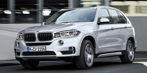 2016 Bmw X5 Xdrive40e Plug In Hybrid 8211 News