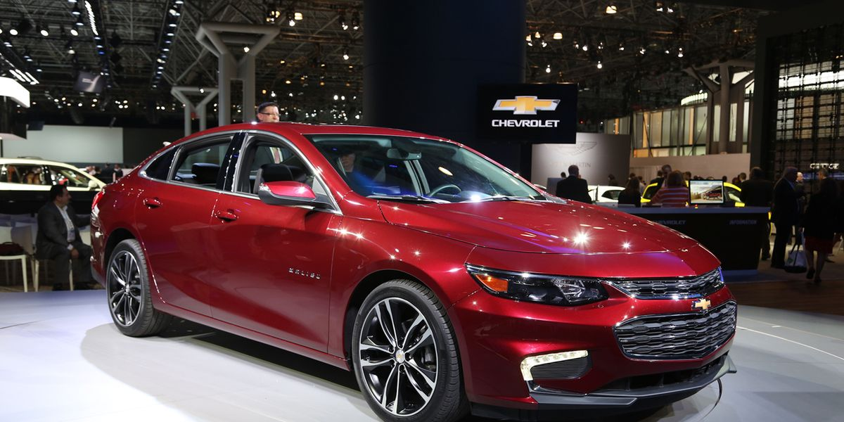 2016 Chevrolet Malibu Hybrid Photos and Info – News – Car ...