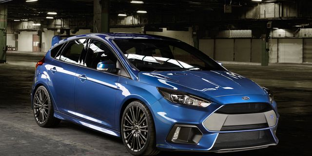 2016 Ford Focus Rs Official Photos And Info 8211 News Car Driver