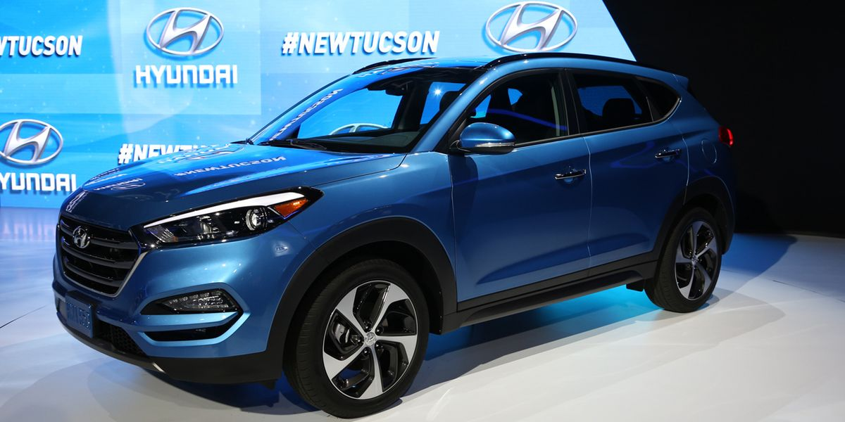 2016 Hyundai Tucson Official Photos And Info 8211 News Car Driver