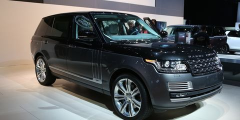2016 Land Rover Range Svautobiography A Story Of Wealth And Privilege