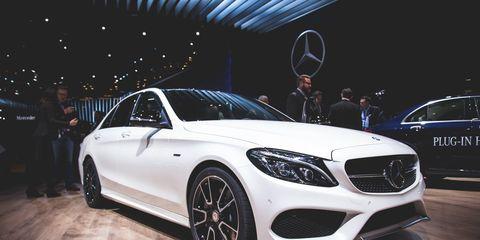 2016 Mercedes Benz C450 Amg 4matic Photos And Info 8211 News