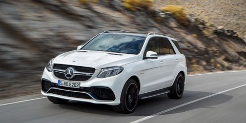 2016 Mercedes Benz Gle Cl Photos And Info 8211 News