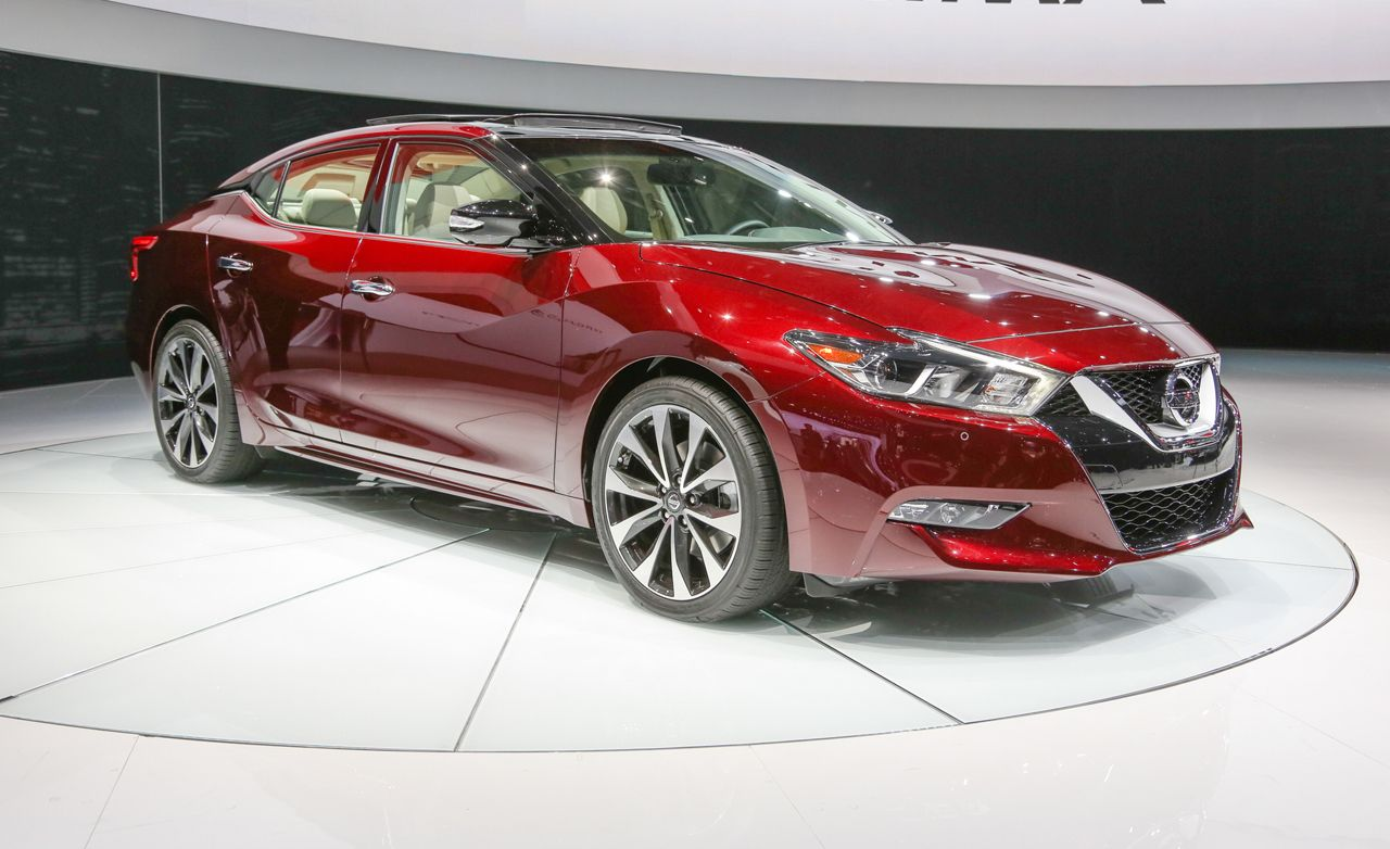 2016 Nissan Maxima Semi Luxurious And Proud Of It