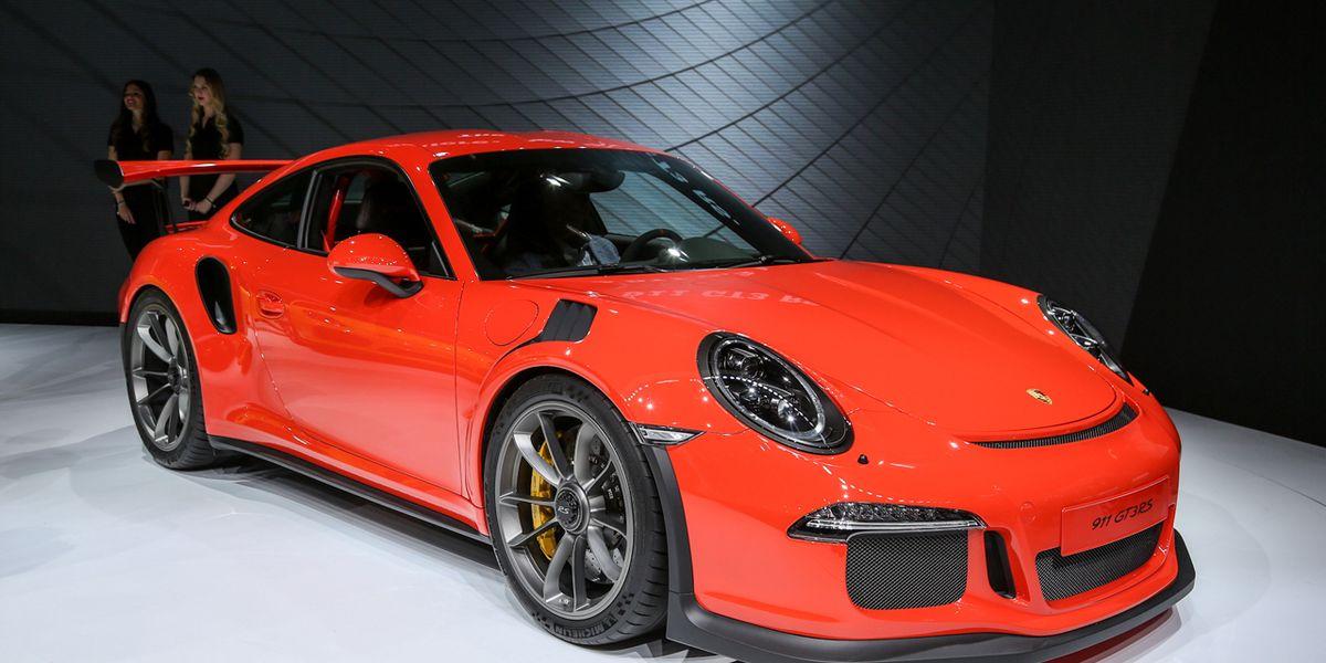 2016 Porsche 911 Gt3 Rs Photos And Info 8211 News 8211 Car And Driver