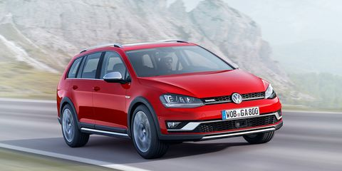 2017 Volkswagen Golf Sportwagen Alltrack Yep It S Coming To America
