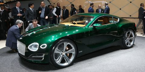 Bentley Exp 10 >> Bentley Exp 10 Speed 6 Concept Photos And Info 8211 News