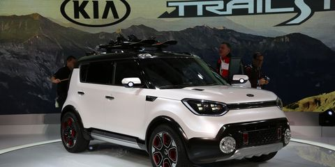 Kia Soul Awd >> Kia Trail Ster Concept Photos And Info 8211 News 8211 Car And