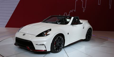 Nissan 370Z Convertible >> Nissan 370z Nismo Roadster Concept Photos And Info 8211 News