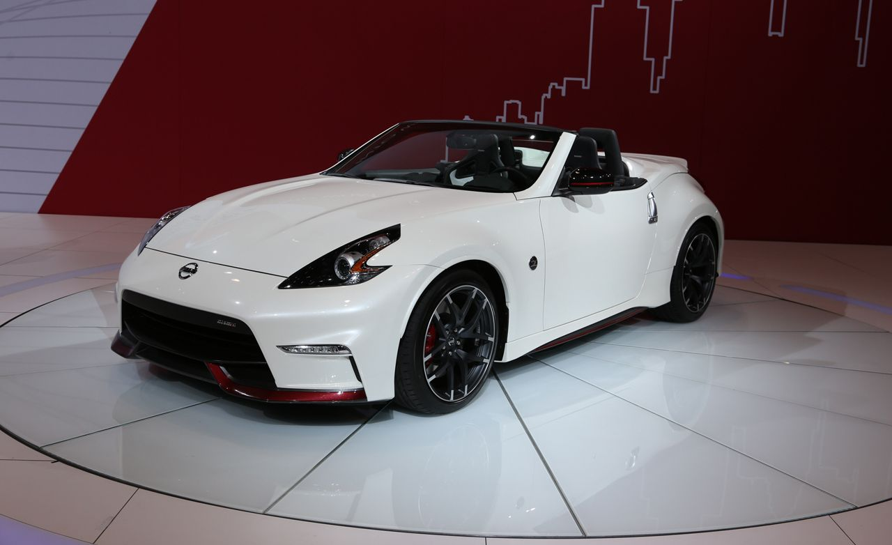 Nissan 370z Nismo Roadster Concept Photos And Info 8211 News 8211 Car And Driver