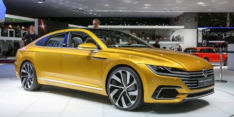 Marc Urbano The Manufacturer Vw S Sport Coupe Concept Gte