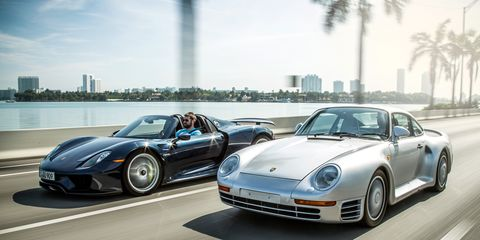 Image result for teens driving a porsche pictures