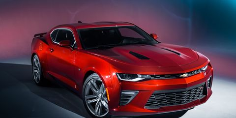 2016 Chevrolet Camaro Dissected Chis Train Design And More