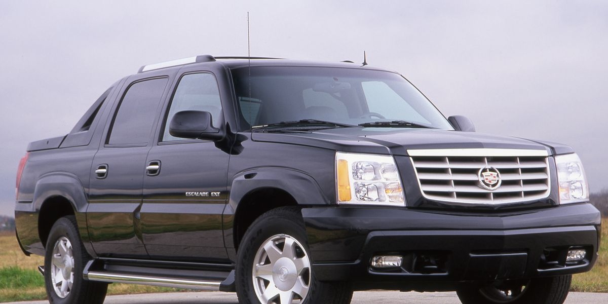 2002 Cadillac Escalade EXT Archived Test – Review – Car ...