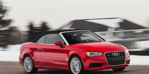 2015 Audi A3 2 0T Cabriolet Test –