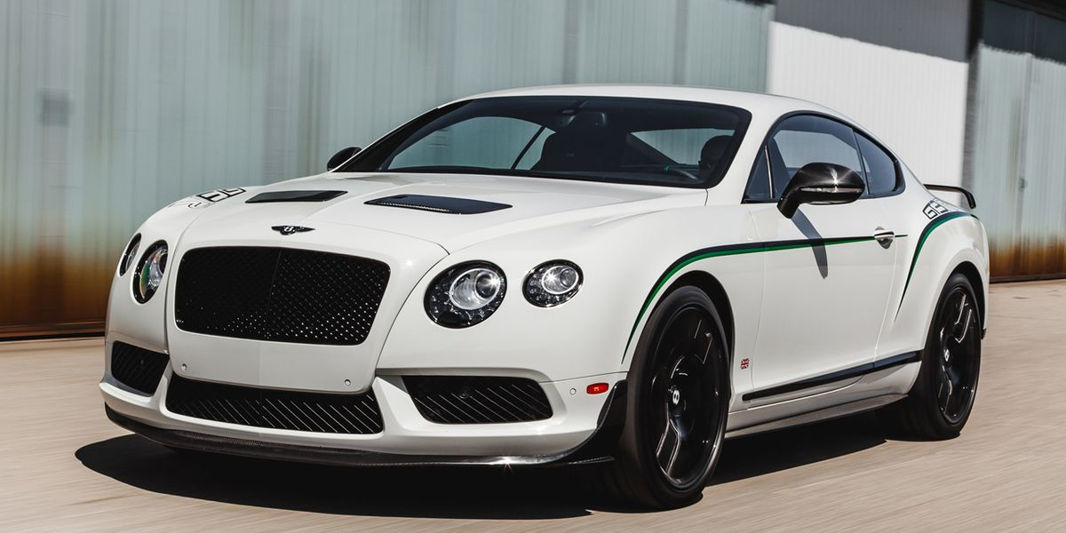 2015 Bentley Continental Gt3 R Test Review Car And Driver