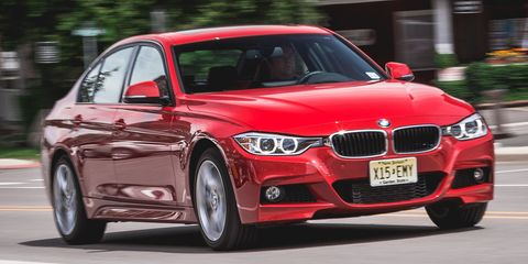 2017 Bmw 335i Xdrive Test 8211 Review Car And Driver