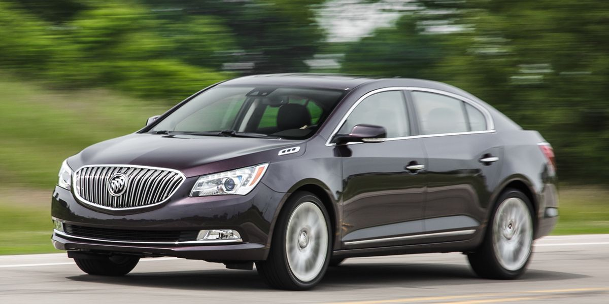 2015 Buick Lacrosse 8211 Review 8211 Car And Driver