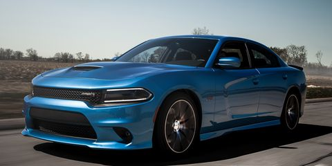 Jeep Cherokee Lease >> 2015 Dodge Charger R/T Scat Pack Test – Review – Car and ...