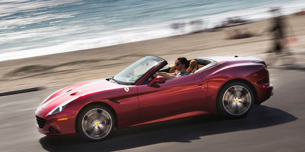2015 Ferrari California T Test 8211 Review 8211 Car And Driver