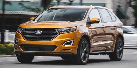 2017 Ford Edge Sport 2 7l Ecoboost Awd