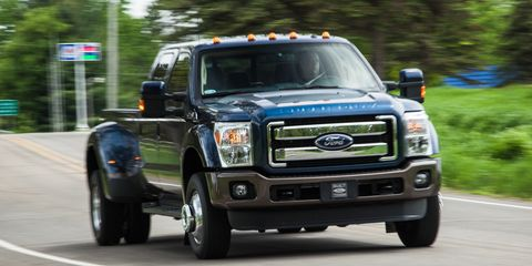 Ford Super Duty >> 2015 Ford F 350 Super Duty V 8 Diesel 4x4 Test 8211 Review 8211