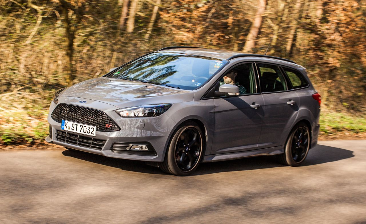 2017 Ford Focus St Sel Wagon