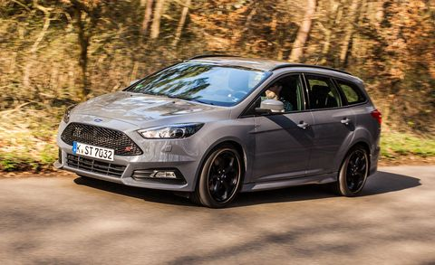 2015 ford focus st diesel wagon