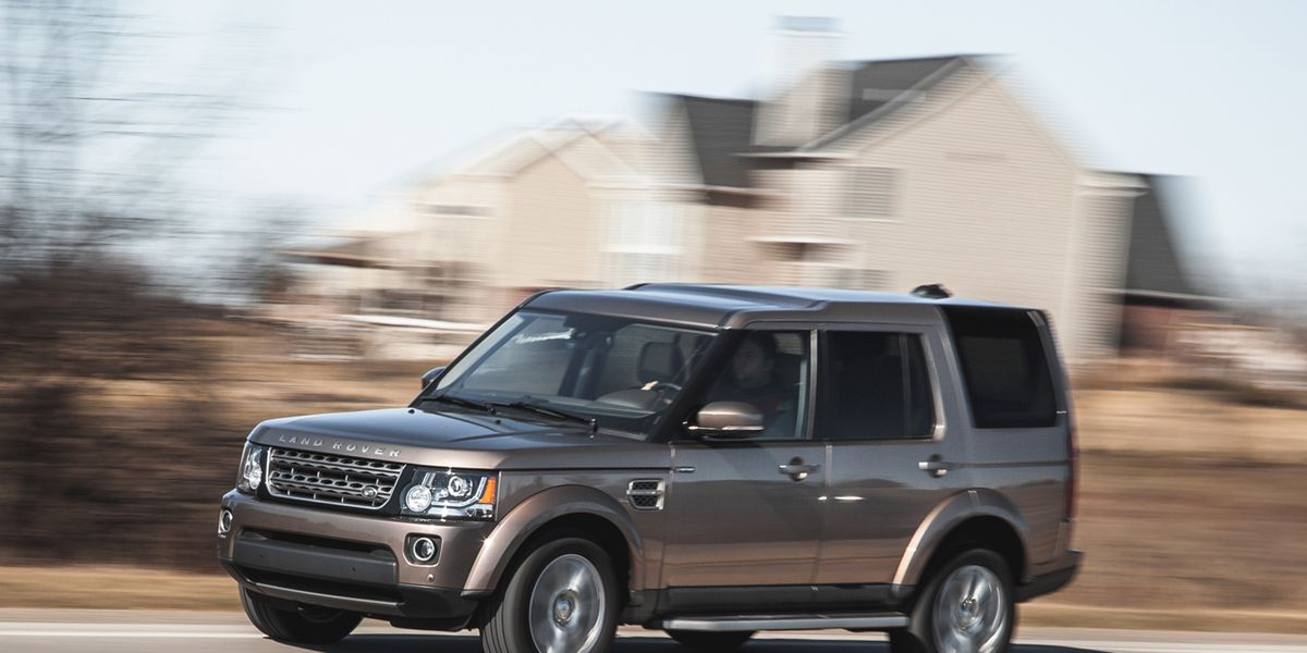 2015 land rover lr4 3.0 v-6 test – review – car and driver  car and driver