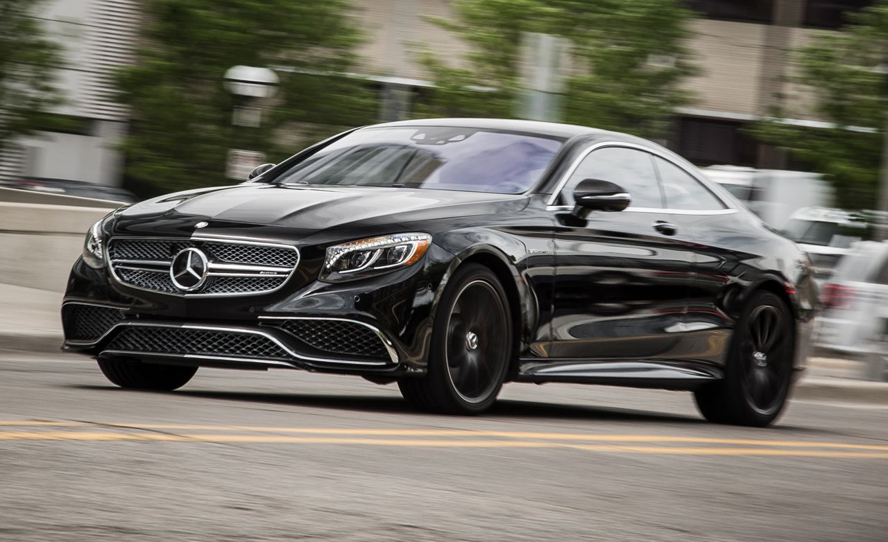 2017 Mercedes Benz S65 Amg Coupe Test 8211 Review Car And Driver