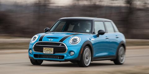 2015 Mini Cooper S Hardtop 4 Door Automatic Test 8211 Review